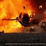 Os CC Abrams enviado pelos EUA ao Exército Iraquiano estão sendo facilmente destruídos pelos rebeldes