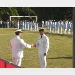 Marinha do Brasil premia melhores classificados em cursos da Armada Paraguaia