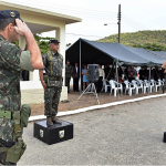 Passagem de Comando no Centro de Instrução de Operações Especiais (C I Op Esp)
