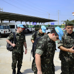 Equipe Móvel de Treinamento do Centro Conjunto de Operações de Paz do Brasil (COOPAB)