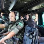 Comando Militar do Planalto realizou o reconhecimento e a segurança de área na posse Presidencial