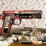 Fotos impressionantes das armas mais famosas do mundo cortadas ao meio