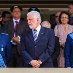 Tenente-Brigadeiro Rossato assume o cargo de Comandante da Aeronáutica