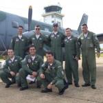 Pilotos da Fumaça realizam treinamento em simulador nas Bases Aéreas de Campo Grande e Porto Velho