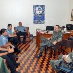 Força de Pacificação Maré realiza Reunião com Coordenadoria da Polícia Pacificadora do Rio de Janeiro