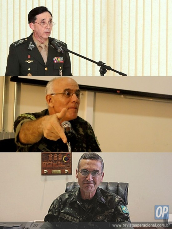 Generais EB