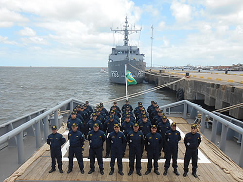 Militares da Marinha do Brasil.2