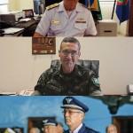 Novos comandantes militares terão dificuldade para manter programas