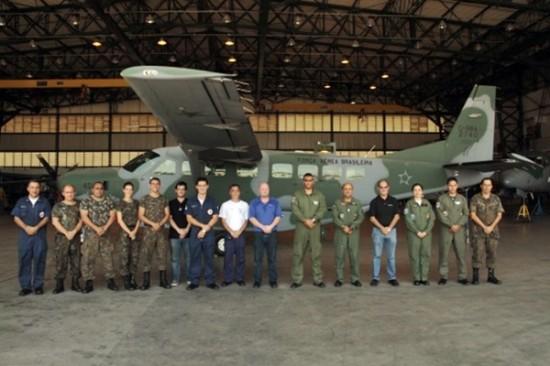 Primeiro e o Sétimo Esquadrões de Transporte Aéreo