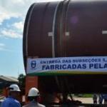 NUCLEP entrega subseções do SBR-1 à Itaguaí Construções Navais (ICN)