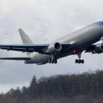 Boeing realiza com sucesso o primeiro voo do avião tanque KC-46 A