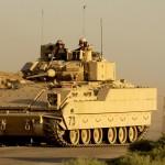 Por conta da crise na Ucrânia os EUA planejam deslocar 150 veículos blindados para a Europa