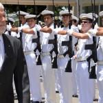 Em visita ao Comando da Marinha, ministro Jaques Wagner conhece os principais programas da Força Naval