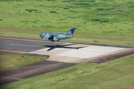 1º voo do KC-390.4
