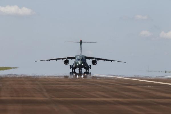 1º voo do KC-390.5