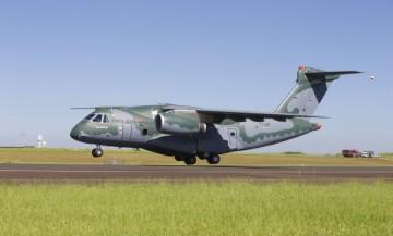 1º voo do KC-390.3