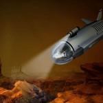 Nasa vai enviar submarino para explorar oceano de Titã uma das luas de Saturno
