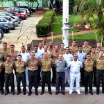 Encontro de militares marca o início da preparação do 22º CONTBRAS