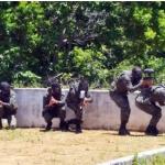 Adestramento da ForPacf Guararapes do 28º Batalhão de Caçadores