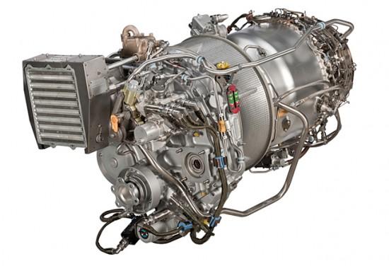 PW210S engine