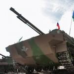 Exército russo recebe novos armamentos em 2015