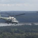 FAB completa sua frota de 12 helicópteros de ataque AH-2 Sabre