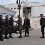 Missão UNIFIL, a Aditância do Exército na Espanha