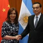 Brasil está preocupado com aproximação da Argentina com a China
