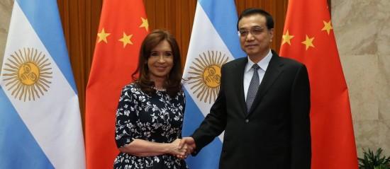 Argentina e China