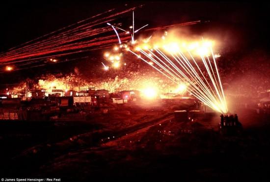 Ataque a Franco atirador vietnamita.6