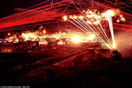 Ataque a Franco atirador vietnamita.7