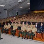 Comandante do Exército ministra palestra Inaugural na EsAO