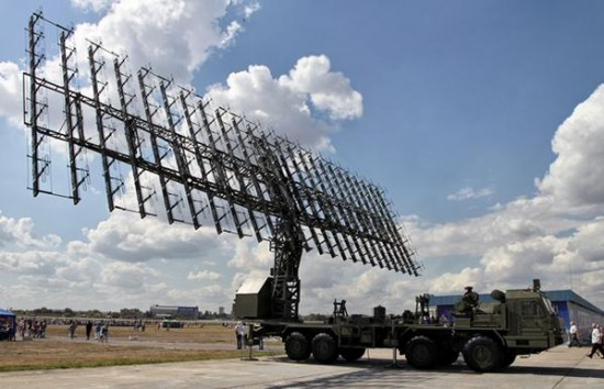 Radar Nebo-M