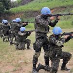 CCOPAB realiza Estágio de Comandantes de Subunidade e de Pelotão para o BRABAT 22