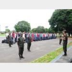 CIAB inicia nova turma de Soldados Fuzileiros Navais