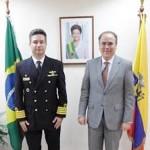 Oficial da MB irá participar de Curso de Comando y Estado Mayor Conjunto