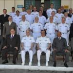 Comandante da Marinha visita Arsenal de Marinha do Rio de Janeiro