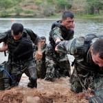 Militares colombianos treinam forças armadas ao redor do mundo