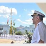 DGP da Marinha realiza homenagem ao AE Moura Neto