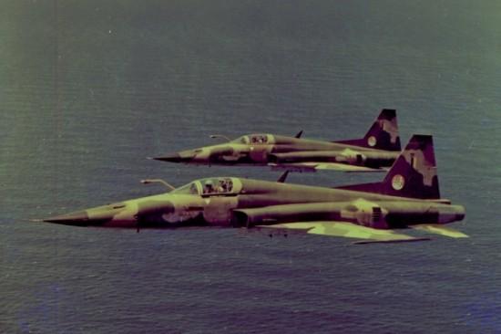 F-5 40 anos na FAB