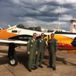 Forças Aéreas do Brasil e do Paraguai em cooperação contra o narcotráfico