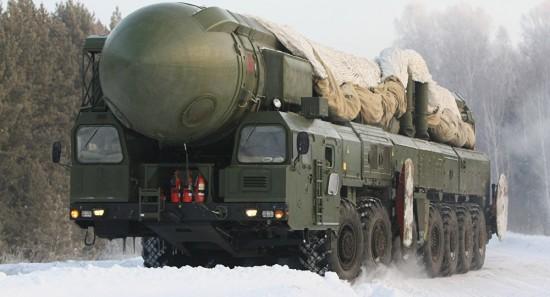 Forças de Misseis da Russia