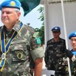 Gen Div Jaborandy, Force Commander da MINUSTAH