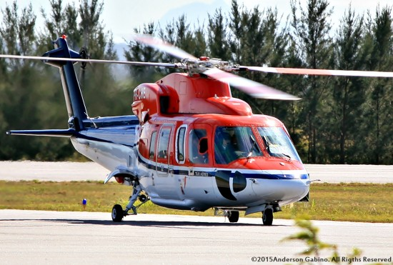 BHS Taxi Aéreo - S-76 C++