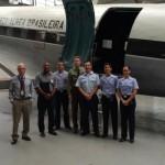 Forças Aéreas do Brasil e dos Estados Unidos realizam intercâmbio