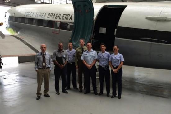 Intercabio FAB USAF