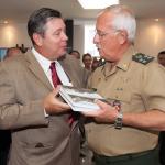 DEC lança livro sobre a engenharia do Exército