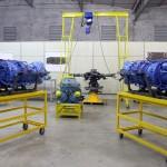 CT Helibras utiliza conjuntos mecânicos reais para instrução do EC225 e EC725