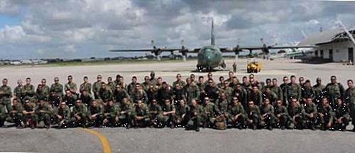Militares que seguiram para missão na Maré