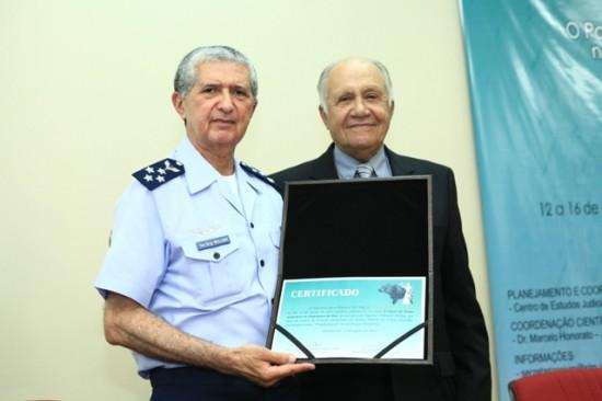 Ministro do STM William de Oliveira Barros